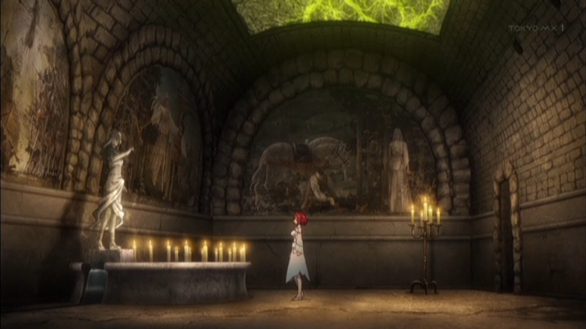 終末のイゼッタ 第4話 『魔女の秘密』